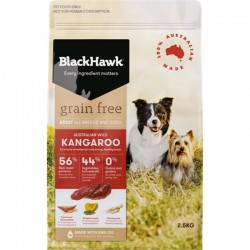 Black Hawk Grain Free Kangaroo