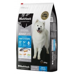 Black Hawk Adult Dry Food